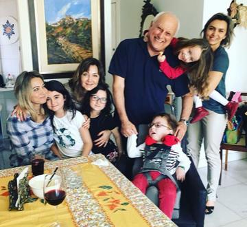 A importância dos avós para minhasfilhas