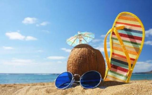 Alimentação Saudável não sai de férias! por MarianaAndrade